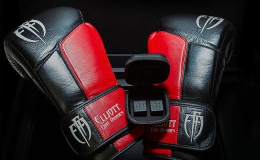 能测心率和力度的拳击手套,拒绝教练忽悠