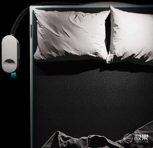 水冷散热,独立变温!国外团队发布EightSleepPod智能床垫