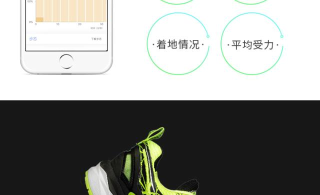 咕咚智能跑鞋