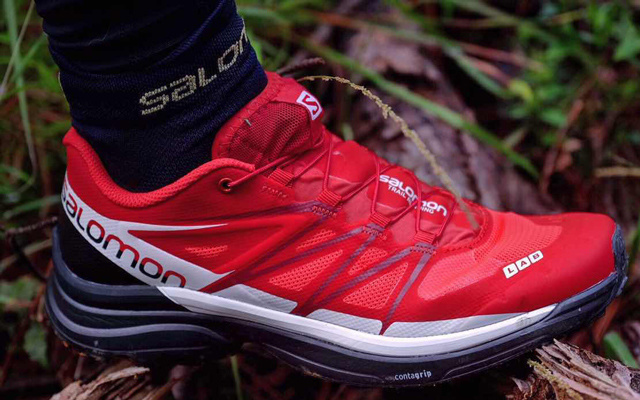 Salomon S-LAB WINGS 8越野跑鞋